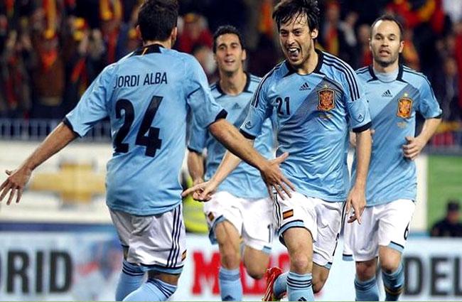 Victoria española - cortesía www.rojamania.com