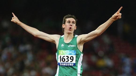 Michael McKillop con récord en los 1500 metros.