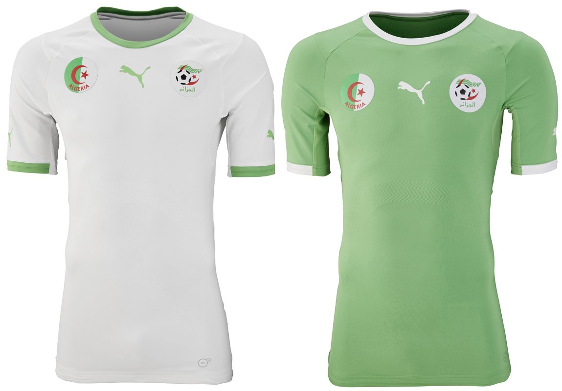 Algeria - Home and Away