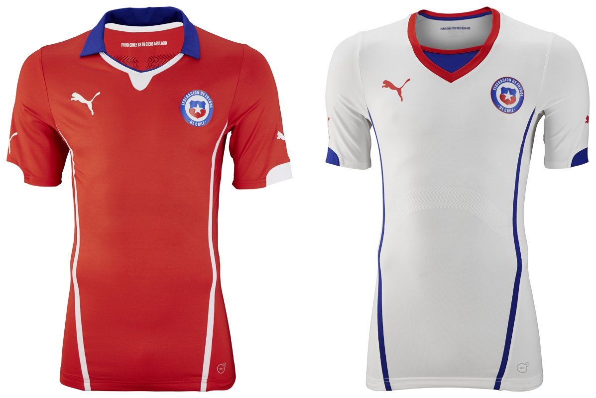 Chile - Home and Away