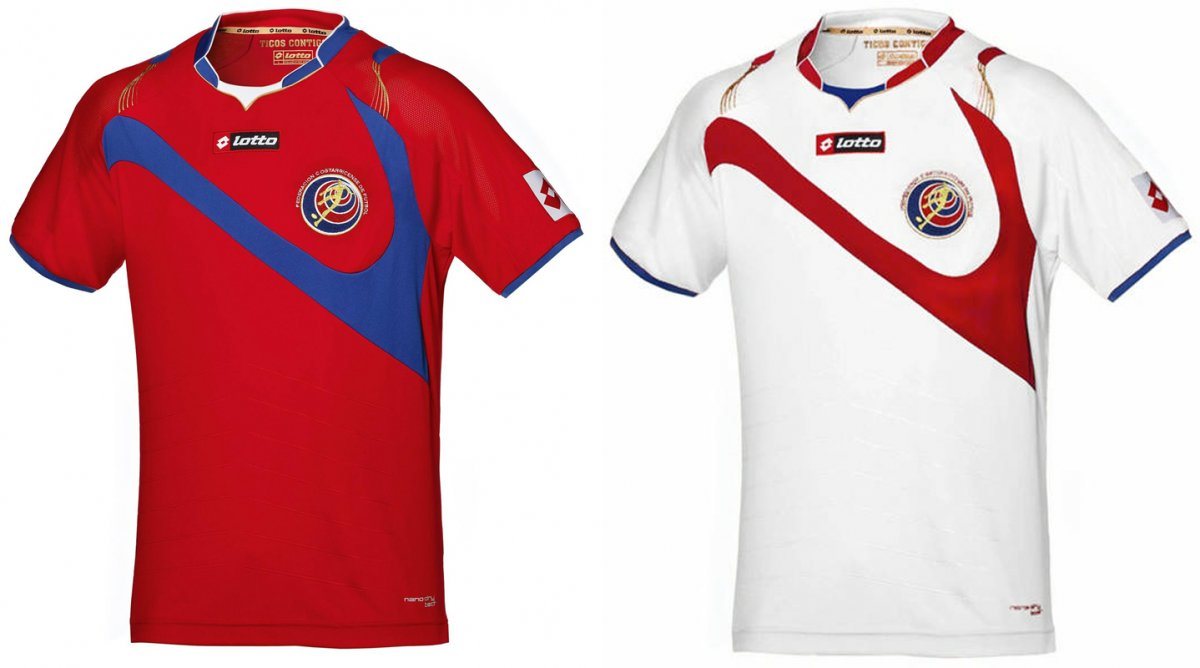 Costa Rica - Home and Away