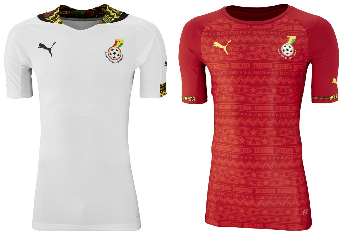 Ghana - Home and Away