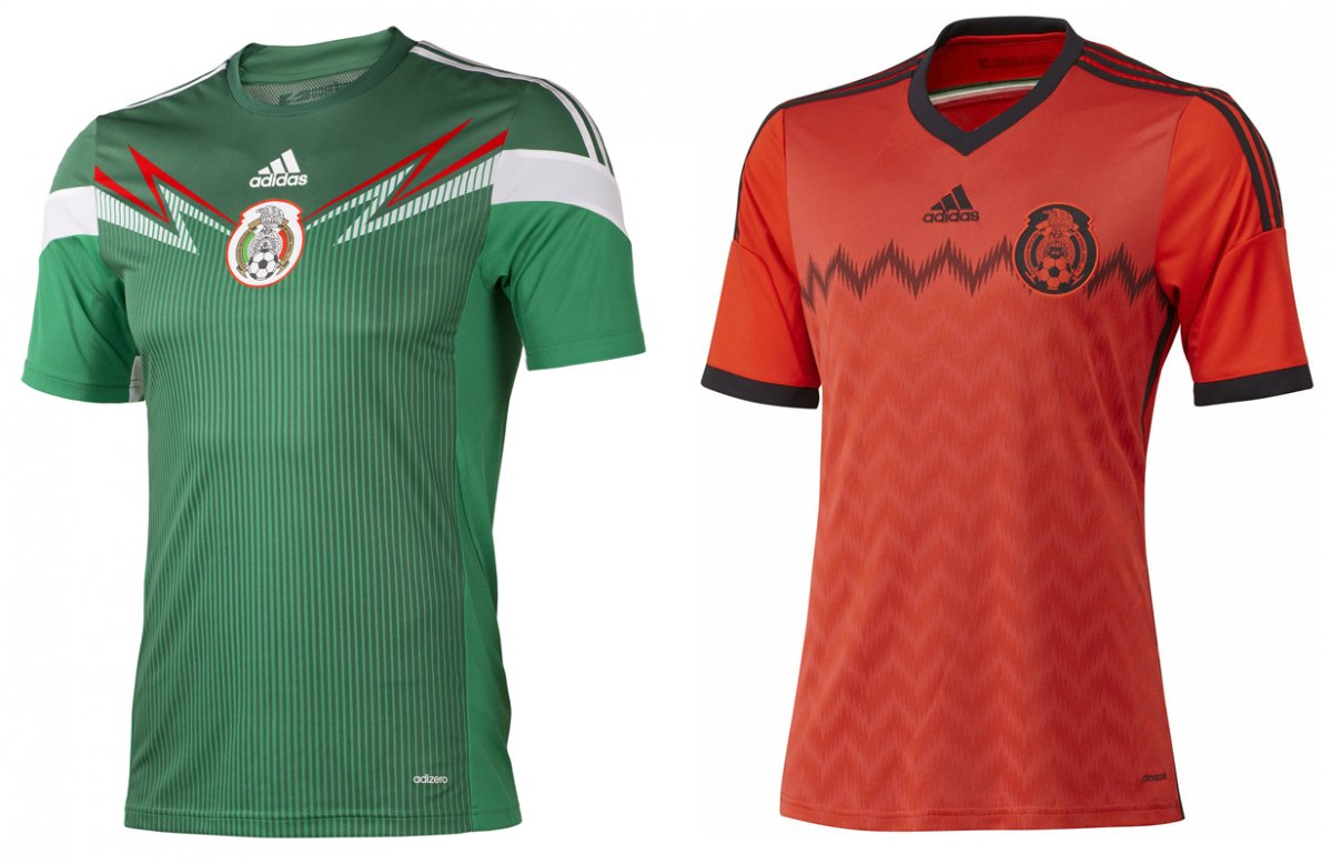 México - Home and Away