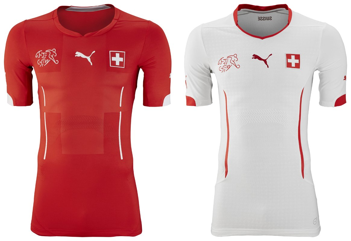 Suiza - Home and Away