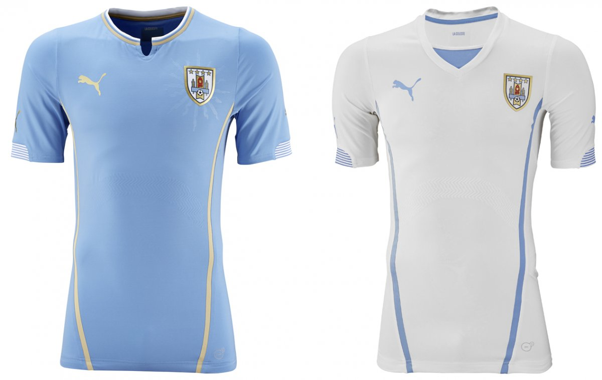 Uruguay - Home and Away